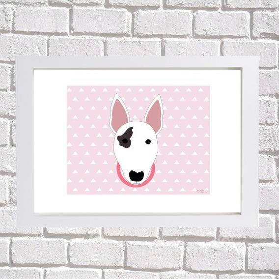Quadrinho A3 Bull Terrier