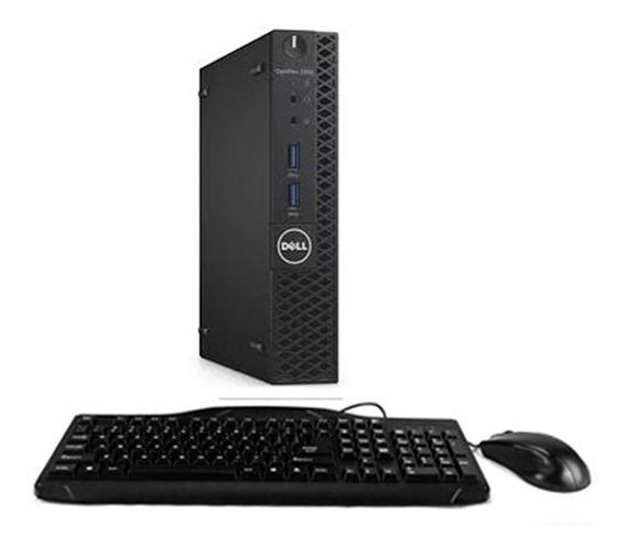 Cpu Dell 3050 Core I5 6ger 8gb 120gb Ssd Teclado Mouse