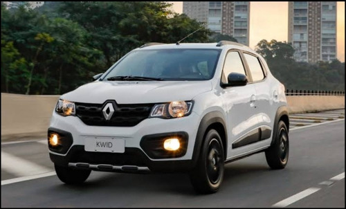 Imagem 1 de 3 de Renault Kwid Outsider 2021 0km - São Paulo Motorsport