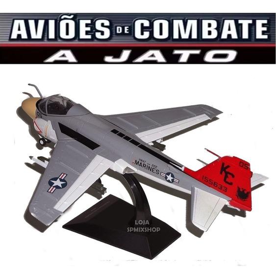 Jato Grumman A-6e Intruder (usa) 1/72 - Aviões De Combate