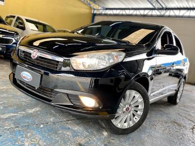 Fiat Grand Siena 1.6 Completo 2013 Troco Baixo Km