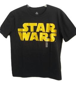 Playera Camiseta Star Wars Hombre Disney Store Original