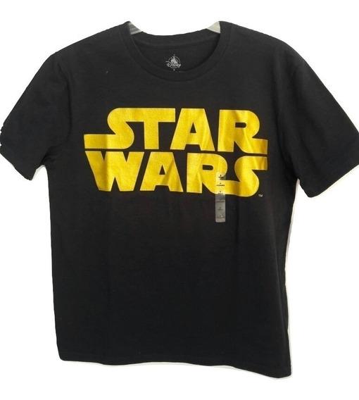 Disney Store Playera Star Wars Hombre Talla 2xl Original