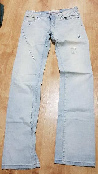 Jeans Wrangler Mujer Talle 40
