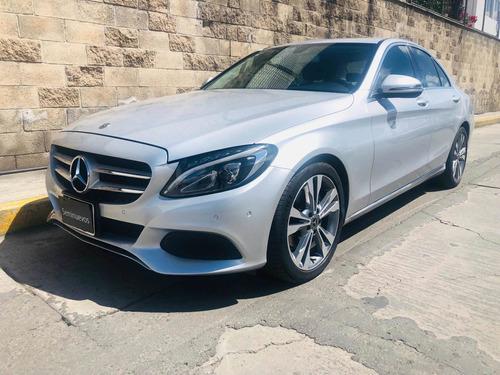 Imagen 1 de 14 de Mercedes-benz Clase C 2018 2.0 200 Cgi Sport At