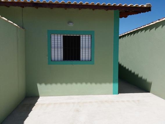 Repasse De Casa Em Mongaguá.2 Quartos Sendo Um Suíte.65 Mil.
