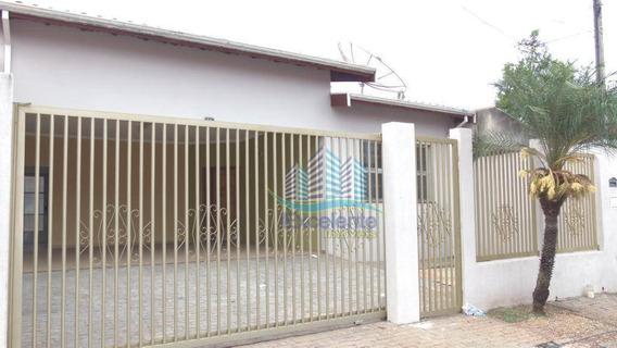 Casa Com 3 Dormitórios À Venda, 193 M² Por R$ 600.000,00 - Loteamento Remanso Campineiro - Hortolândia/sp - Ca0093