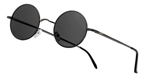 John Lennon - Gafas De Sol Polarizadas Con Círculo Pequeño