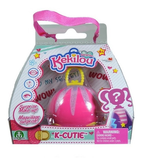 Kekilou Surprise Set De 1 K-cutie Jewel - Candide 7301
