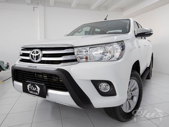 Toyota Hilux Cd Sr 2.8 4x4