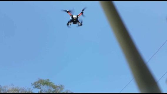 Drone Phanton Vision , Com Acessórios, Sem Bateria + Câmera