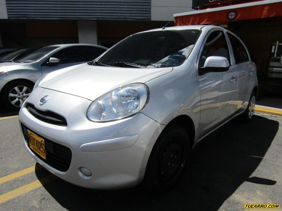 Nissan March 1.6 At
