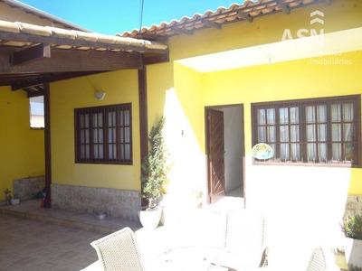 Casa Linear Independente Com 2 Quartos, Sendo Uma Suíte - Ca0200