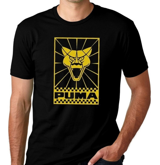 Camiseta Camisa Puma Carro 100% Algodão