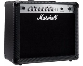 Cubo Amplificador Guitarra Marshall Mg30 Cfx 30w Mg 30 Novo!