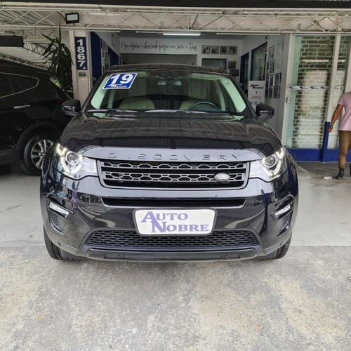 Land Rover Discovery Sport 2.0 16v Si4 Turbo Hse 2019