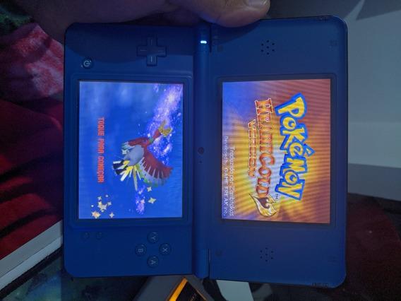 Nintendo Dsi Xl Azul Desbloqueado