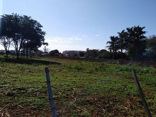 Imagem 1 de 7 de Área À Venda, 10300 M² Por R$ 3.502.000,00 - Parque Três Fronteiras - Foz Do Iguaçu/pr - Ar0003
