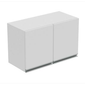Armário De Cozinha Aéreo 2 Portas Bam31 - Branco