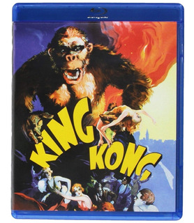 Blu-ray King Kong (1933)