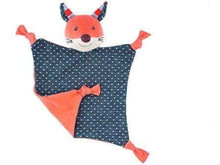 Compañeros De Granja Organica Frenchy Fox Blankie