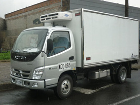 Camión Foton Bj1043 2015 3 Ton