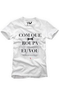 Camiseta Com Que Roupa Reserva