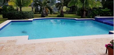 Villa En Casa De Campo, Us$ 980,000 Rebajado A Us$ 750,000