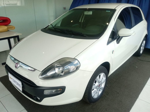 Fiat Punto 1.4 Attractive 8v Flex 4p Manual 2015/2016