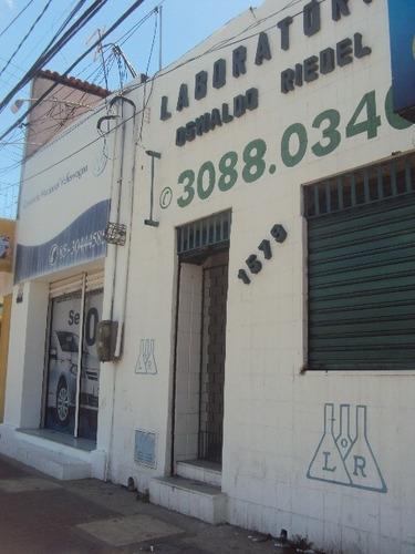 Imagem 1 de 10 de Prédio Comercial Para Alugar Na Cidade De Fortaleza-ce - L7445