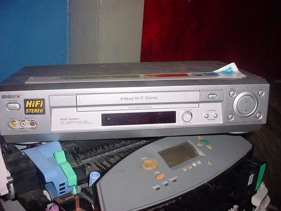 Reproductor Philips De Video Casette Vr788/50