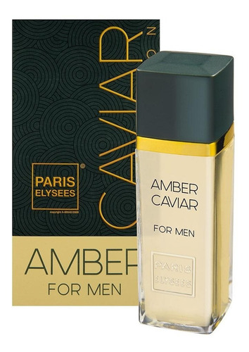 Amber Caviar Paris Elysees Caviar Collection Perfume Masculi