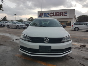 Volkswagen Jetta 2.0 Tiptronic At 2017 En Cancún