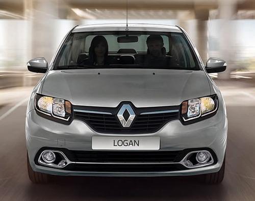 Renault Logan Ph2 Life 1.6 2021 0km Contado Financiado