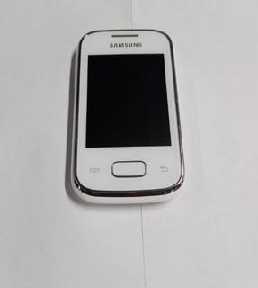 Celular Samsung Galaxy Pocket Cám 2mp Wifi Bluetooth Mp3 Sms