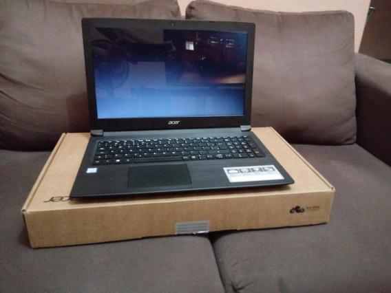 Notebook Acer Aspire 3 Intel I3 4gb 1tb