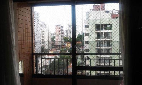 Apartamento À Venda, 80 M² Por R$ 689.000,01 - Saúde - São Paulo/sp - Ap11764