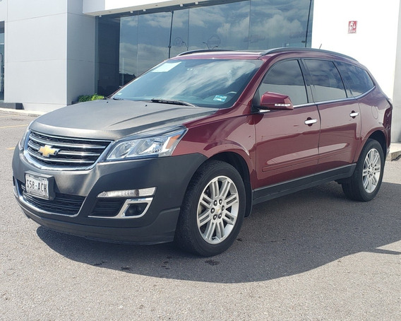Chevrolet Traverse 2015 3.6 Traverse - Lt V6 7/pas At