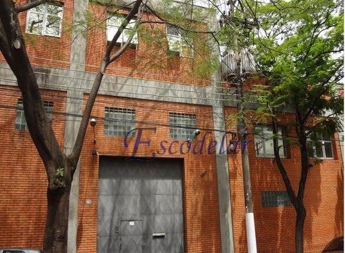 Galpão Comercial À Venda, Chácara Santo Antônio (zona Sul), São Paulo - Ga0002. - Ga0002