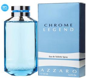 Legend - Azzaro Chrome - Hombre - 125ml - Eau De Toilette