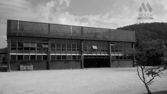 Galpão Industrial Para Locação, Jardim Boa Vista, São Roque. - Ga0147