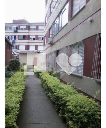 Ótimo Apartamento Térreo 2 Dormitórios, Todo  Refo - 28-im411775