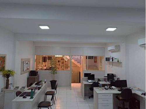 Imagem 1 de 5 de Sala À Venda, 130 M² Por R$ 420.000,00 - Centro - Niterói/rj - Sa1309