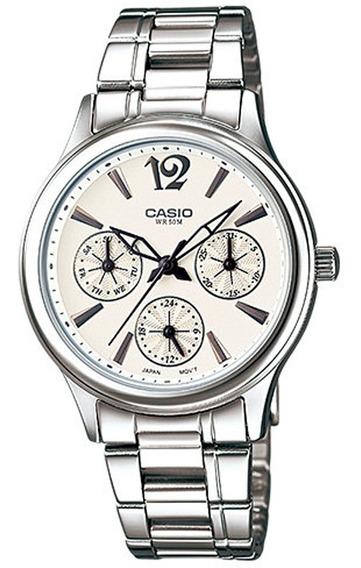 Relógio Casio - Clássico - Ltp-2085d-7avdf