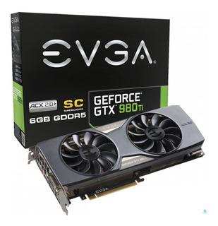 Evga Gtx 980 Ti Sc Acx 2.0+ 6gb