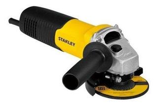 Esmerilhadeira Angular 4.1/2 600 Watts Rotação De 12.000 Rpm - Stgs6115-br - Stanley (110v)