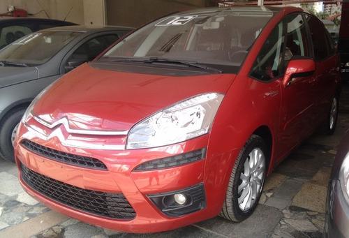 Citroën C4 Picasso Glx 2.0 16v 4p Automático 89mkm 2012
