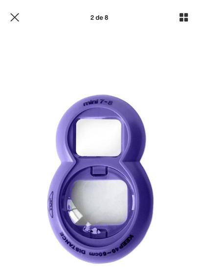 Lente De Selfie Instax Mini 7s/8/9 Roxo