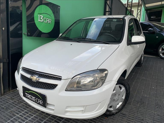 Chevrolet Celta 1.0 Mpfi Lt 8v Flex 4p Manual -completo