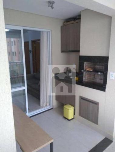 Apartamento Com 2 Dormitórios À Venda, 85 M² Por R$ 420.000 - Nova Aliança - Ribeirão Preto/sp - Ap1225